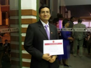 Juan Carbonel Carbonel Honor - Software Engineer - College of Engineering - Peru